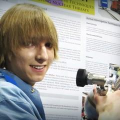 Emprendedores jóvenes: Taylor Wilson, el físico nuclear