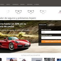Review del comparador de seguros de Arpem.com